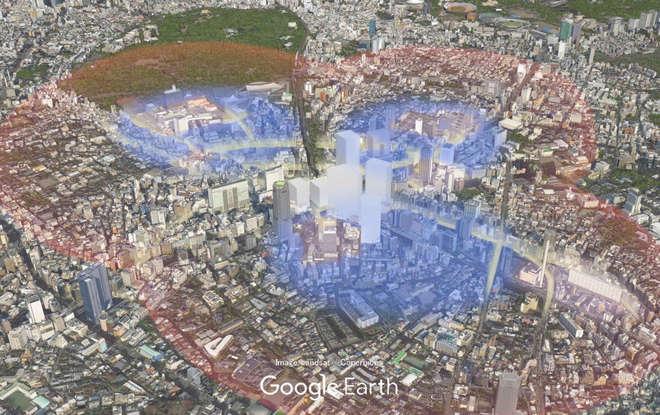 渋谷の未来をつくる経済開発戦略